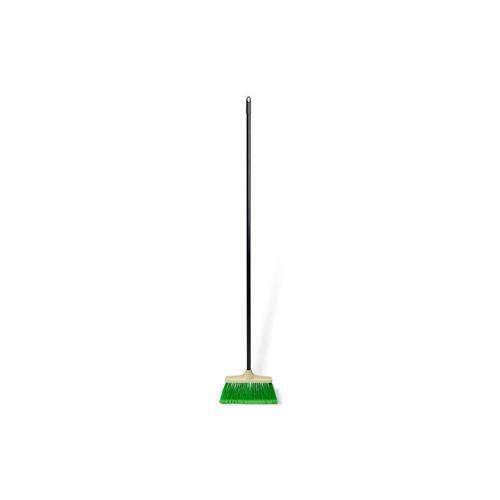 Spontex Green external broom with stick 62008