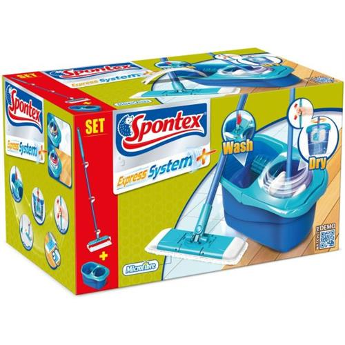 Spontex Express System + Mop + Bucket 97050335