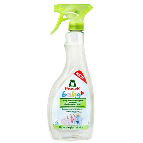 Frosch Stain Remover Baby Spray For Removing Stains From Children's Clothing 500ml
