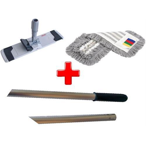 Vileda Set Combi Speed 40cm Handle + Refill for mopaTrio + Vileda Professional Stick
