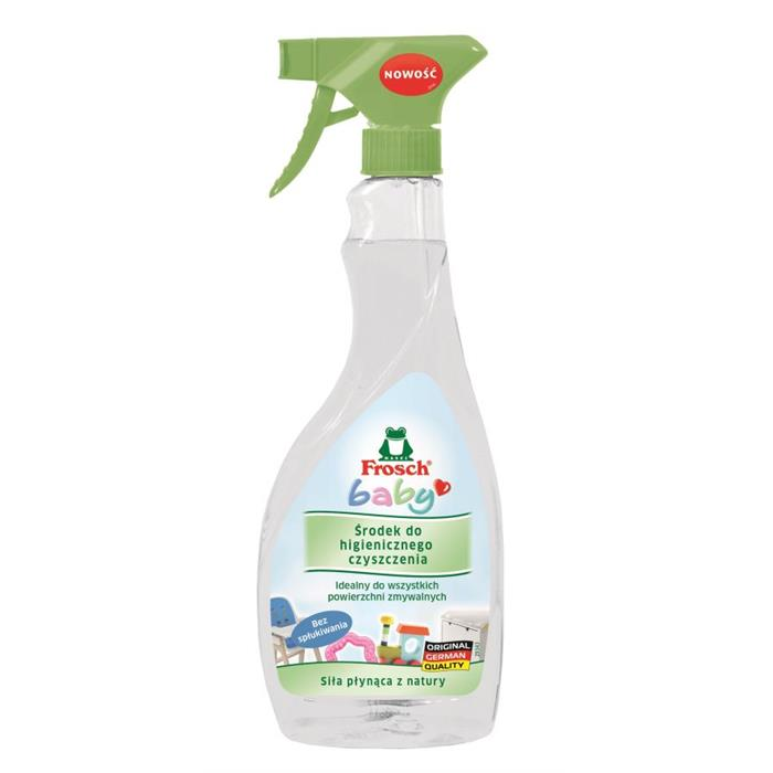 Antibacterial, disinfecting liquids - Frosch Baby Hygienic Cleaning Agent 500ml -