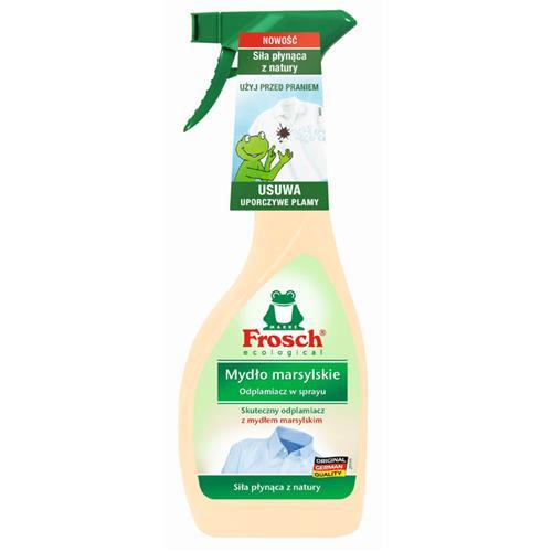 Frosch Stain Remover Spray 500ml Marseille Soap