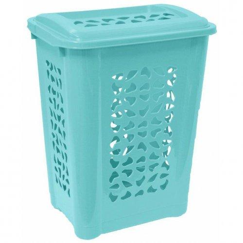 Keeeper Laundry Basket 60l Green 1070