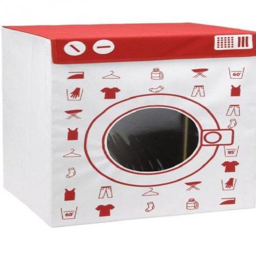 Linen Laundry Basket K0l0r H