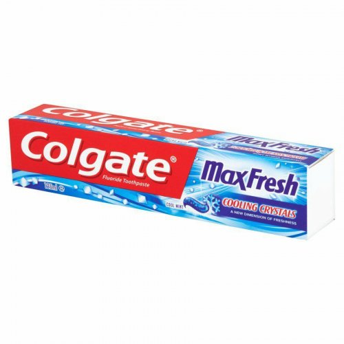 Colgate Toothpaste Max White Cooling Crystals 125ml