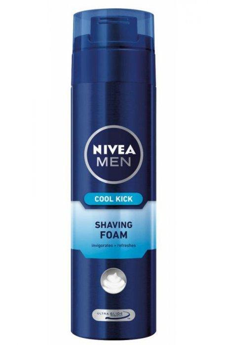 Foams - Nivea Men Cool Klick Shaving Foam 200ml -