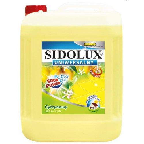 Sidolux Universal 5l Lemon Yellow