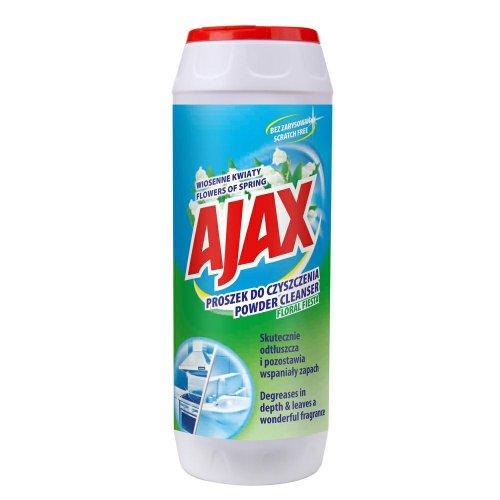Ajax Flower Scrubbing Powder 450g