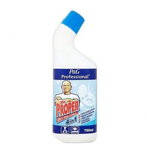 Mr.Proper 750ml Toilet Liquid 4in1 Procter Gamble