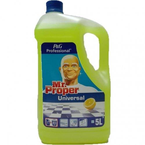 Mr.Proper 5l Universal Liquid Lemon Procter Gamble