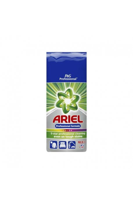 Washing powders and containers - Ariel Powder 10.5kg Color Procter Gamble -