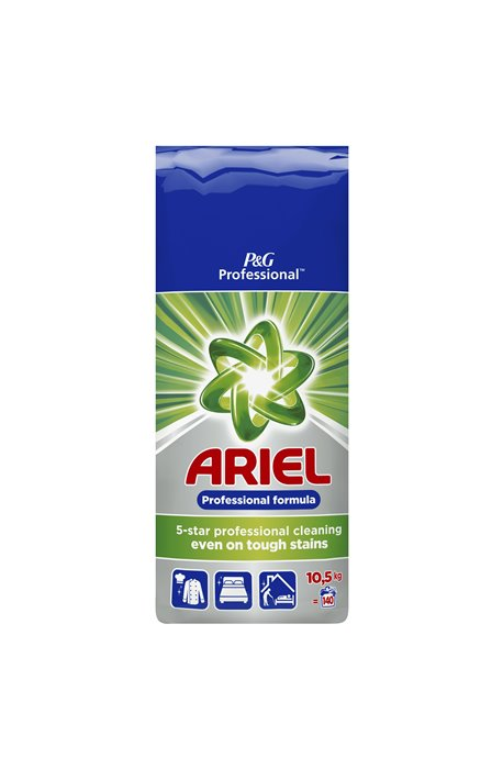 Washing powders and containers - Ariel Powder 10.5kg Regular Procter Gamble -