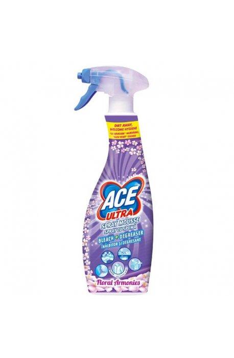 Foams - Ace Ultra Foam Stain Remover Spray 700ml Flower Purple Procter Gamble -