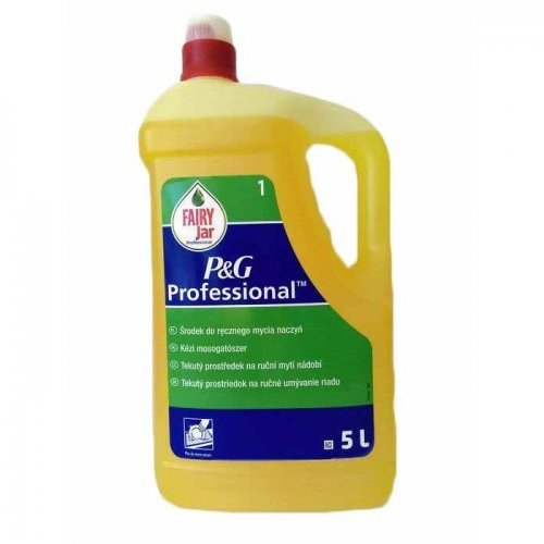 Fairy Dishwashing Liquid 5l Lemon Procter Gamble
