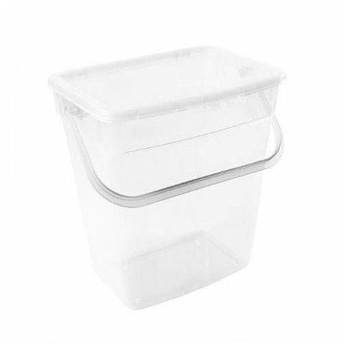 Plast Team Powder Container 10l Natural 5060