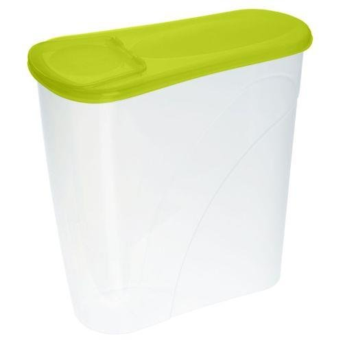 Plast Team Breakfast Cereal Container 3.5l 3560 Green