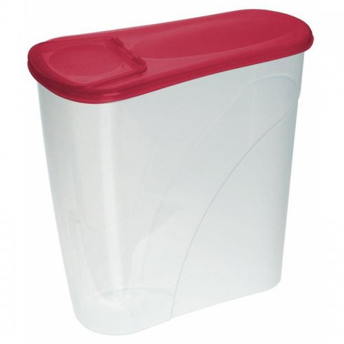 Plast Team Breakfast Cereal Container 3.5l 3560 Red