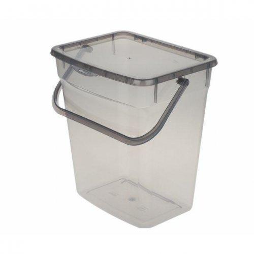 Plast Team Powder Container 10l Gray 5060