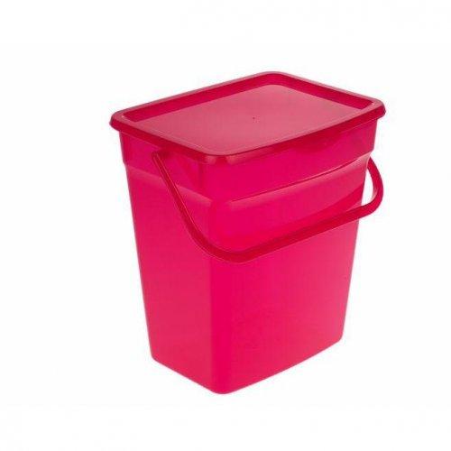 Plast Team Powder Container 10L Red 5060