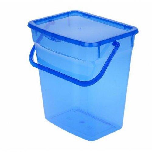 Plast Team Powder Container 10l Blue 5060