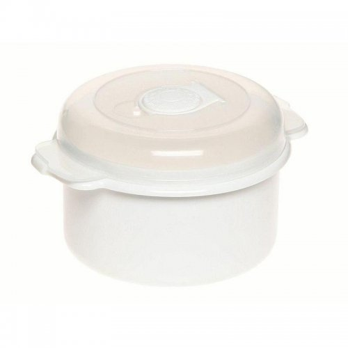 Microwave Oven 0.5l 3106 Round Red