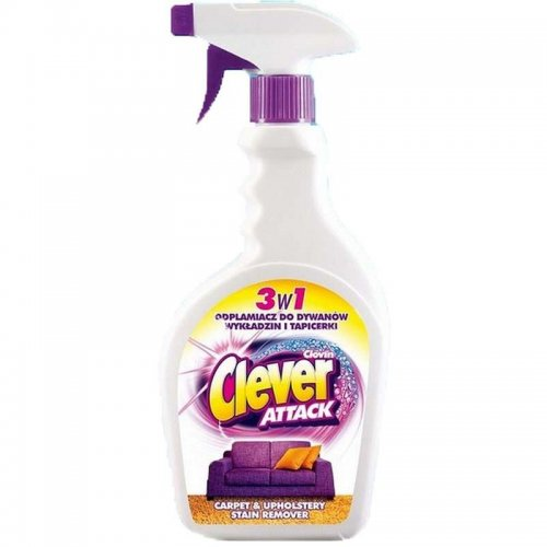 Carpet stain remover 550ml Clovin