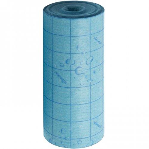 Vileda Cloth 10m Quick`N Dry Blue 100145 Vileda Professional