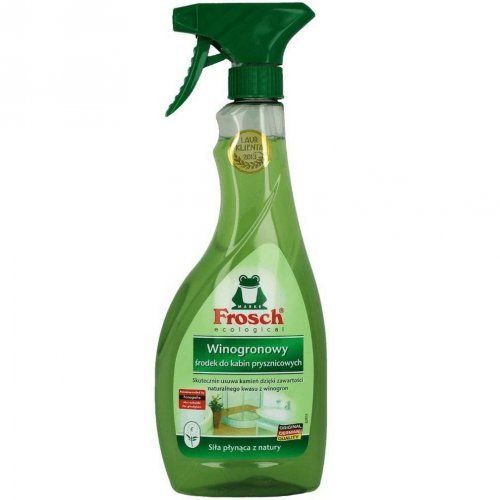 Grape Frosch Shower Cabinet Liquid 500ml
