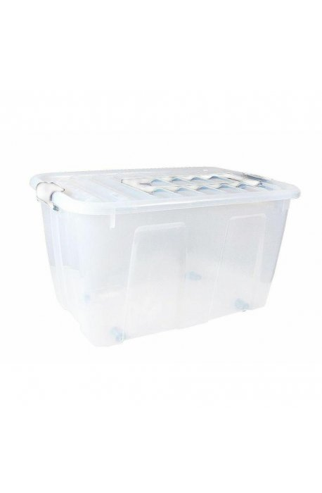 Universal containers - Plast Team Home Box Roll container. 86l With Handle 2227 -