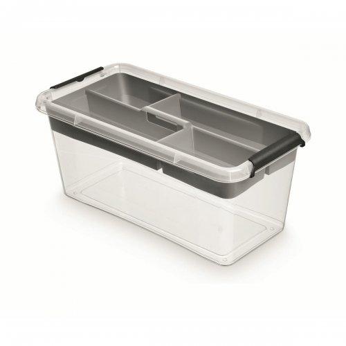 Container 8l 40x20cm + Organizer 1426