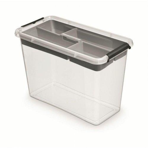 Container 13l 40x20cm + Organizer 1436