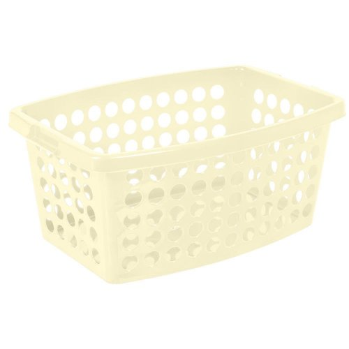 Branq Basket For Irons 40l Ivory 1250