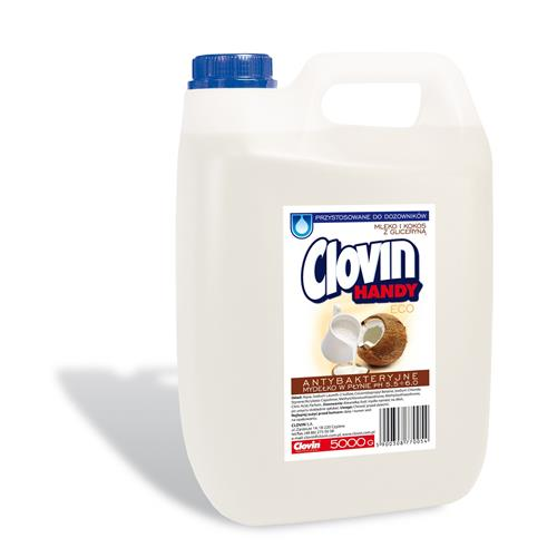 Liquid Soap 5l Coconut Clovin Milk