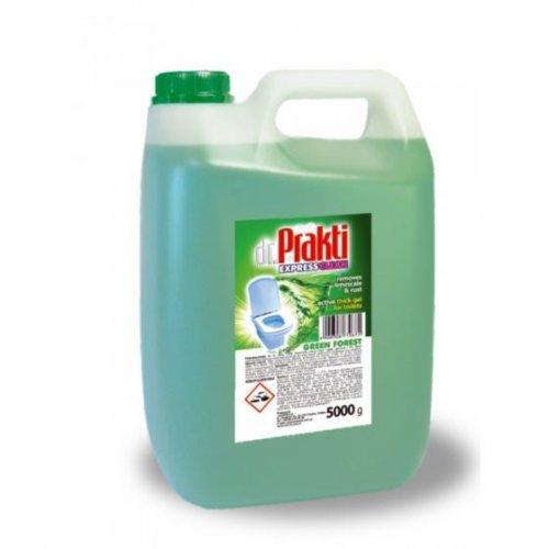 Liquid Forest Green Toilet 5l Clovin