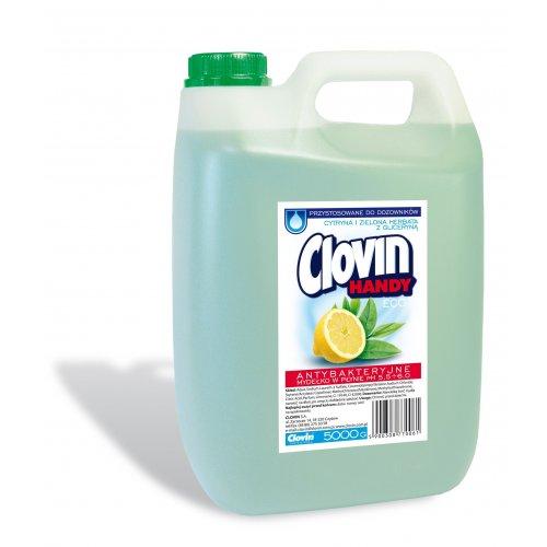Liquid Soap 5l Lemon Green Tea Clovin
