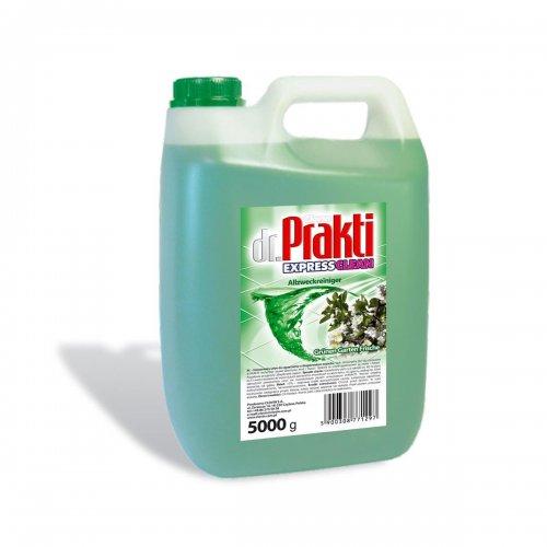 Dr.Prakti Universal Liquid 5l Green Garden Clovin