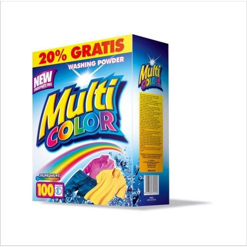 10kg Multicolor Powder Clovin Carton