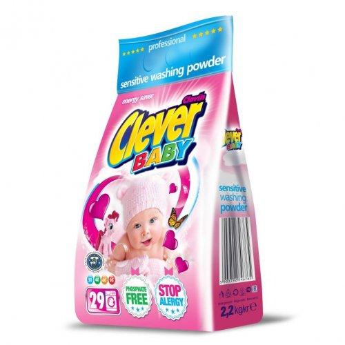 Powder Clever Baby 2.2kg Foil Clovin