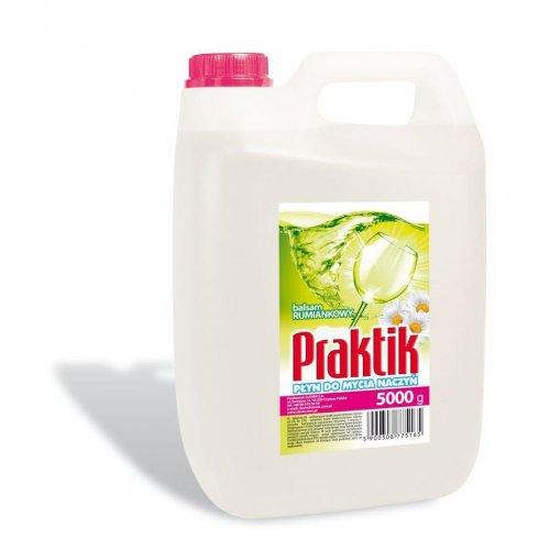 Praktik Dishwashing Liquid 5l Camomile Clovin