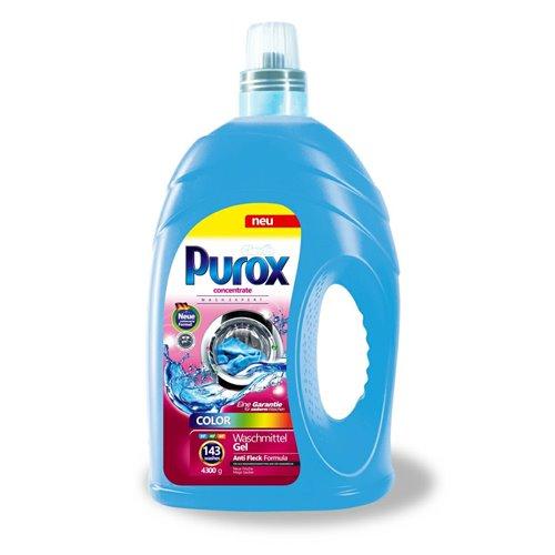 Purox Washing Liquid 4.3l Color Clovin