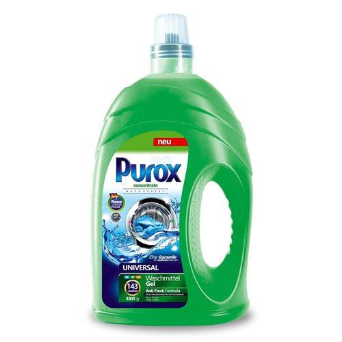 Purox Washing Liquid 4.3l Universal Clovin