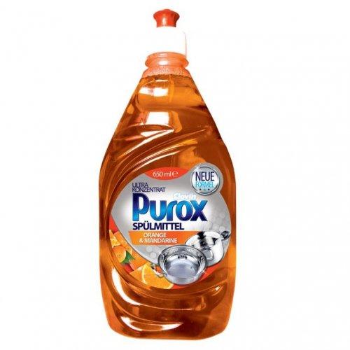 Purox Dishwasher Concentrate Orange 650ml Clovin