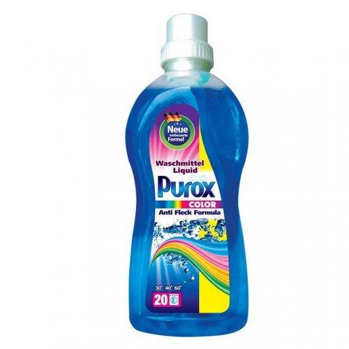 Purox washing gel color 1l Clovin
