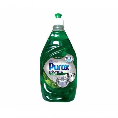 Purox Dishwasher concentrate Minze Mint 650ml Clovin