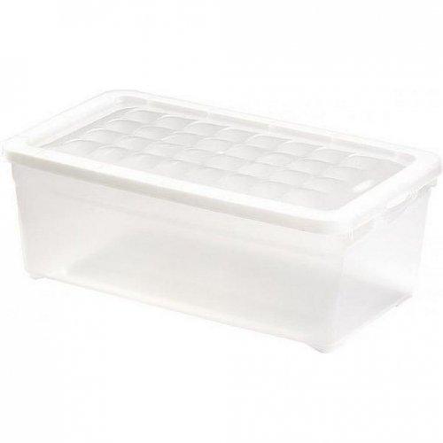 Curver Textile container 5.7l Transparent 162118