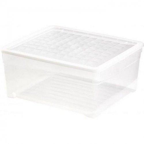Curver Textile container 18,5l Transparent 162119