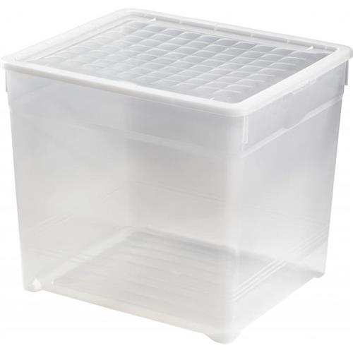 Curver Container Textile 33l Transparent 162580