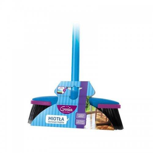 Gosia Soft Homemade Broom With Stick 3696