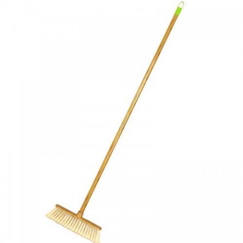 Broom With Stick Straight Decor 2 Patterns 2448
