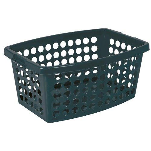 Laundry basket 40l Anthracite 1250 Branq